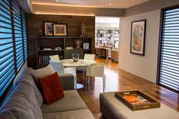 غرفة الميديا تنفيذ Concepto Taller de Arquitectura