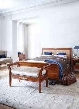 HAUSSMANN: Recámaras de estilo moderno por Grange México