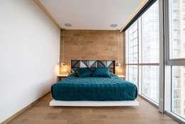 Moderne Schlafzimmer Von HO Arquitectura De Interiores