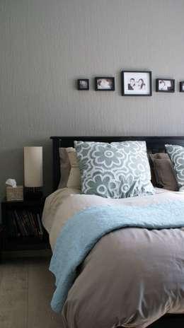Bedrooms: scandinavian Bedroom by Life Design