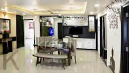 Dining: modern Dining room by KREATIVE HOUSE