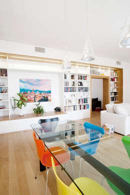 Livings de estilo moderno por PAZdesign