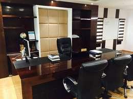 مكاتب ومحلات تنفيذ Akaar architects