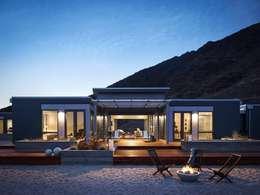 Prefabricated home by Construcciones F. Rivaz
