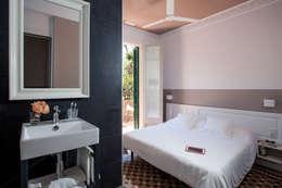 mediterranean Bedroom by 02_BASSO Arquitectos