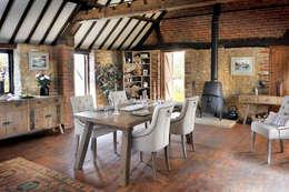 Sala Da Pranzo Rustica : 12 ispirazioni per chi vuole portare a casa lo stile rustico