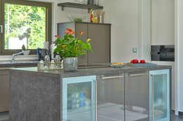 modern Kitchen by Büdenbender Hausbau GmbH