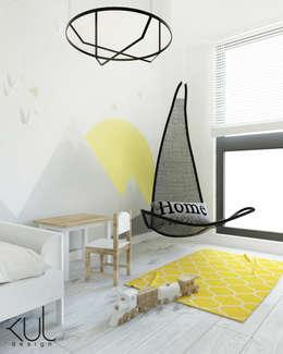 Dom II | Lębork: styl , w kategorii Pokój dziecięcy zaprojektowany przez Kul design