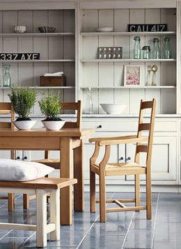 Cocinas de estilo moderno por Grange México