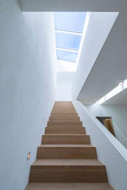 Couloir et hall d'entrée de style  par KitzlingerHaus GmbH & Co. KG