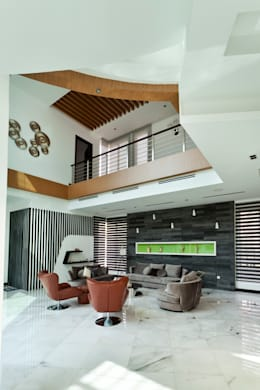 modern Living room by Design Spirits