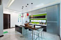 مطبخ تنفيذ Design Spirits