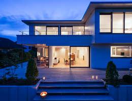 Projekty,  Dom jednorodzinny zaprojektowane przez KitzlingerHaus GmbH & Co. KG