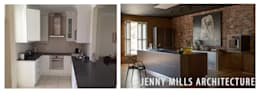 Кухни в . Автор – Jenny Mills Architects