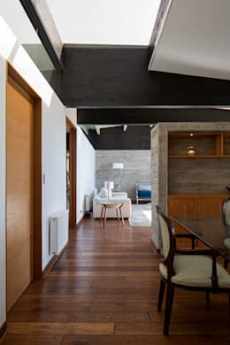 modern Living room by SUN Arquitectos