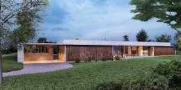 บ้านและที่อยู่อาศัย by Arquitecta Fernanda Isola