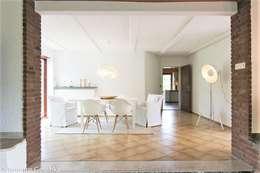 Esszimmer in Landhaus: landhausstil Esszimmer von Münchner home staging Agentur GESCHKA