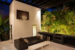 Interior landscaping by e.co room