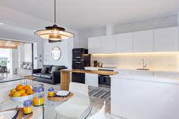 Dapur by ISLABAU constructora