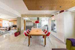 Apartamento 10A Grand Europa - NMD NOMADAS: Cocinas de estilo moderno por NMD NOMADAS