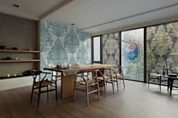 modern Dining room by Pixers