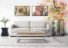 classic Living room by Pixers