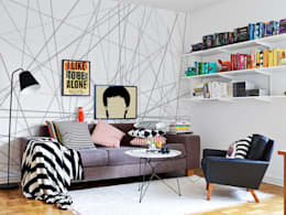 modern Living room by Pixers