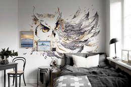 臥室 by Pixers