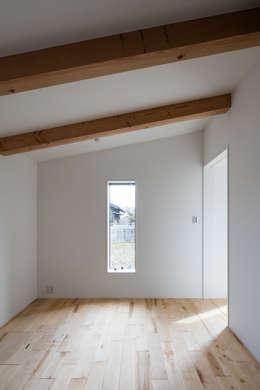 Спальни в . Автор – hm+architects