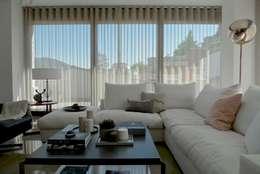 Projekty,  Salon zaprojektowane przez MD Creative Lab - Architettura & Design
