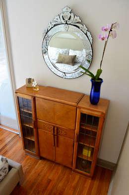 modern Living room by Erika Winters Design