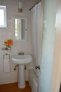 modern Bathroom by Erika Winters Design