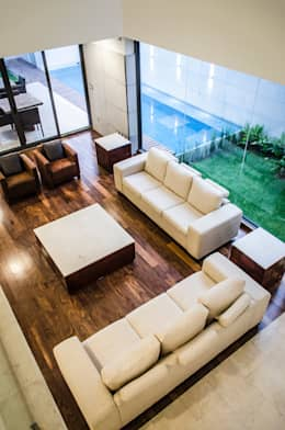 CASA MARIA / ARKYLAB:  de estilo  por Oscar Hernández - Fotografía de Arquitectura