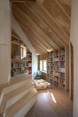 Ruang Multimedia by 건축사사무소 재귀당