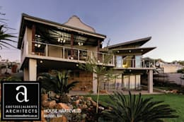 House Harteveld:   by Coetzee Alberts Architects