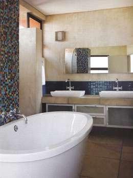 modern Bathroom by Sm!t Architects