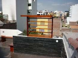 Terrazas de estilo  por Arkimel