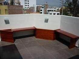 Terraza: Terrazas de estilo  por Arkimel