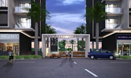 Residential project - Architectural Design Services:   by Inspire Interiors & Archcons India Pvt Ltd