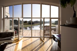 Fenêtres de style  par Kneer GmbH, Fenster und Türen