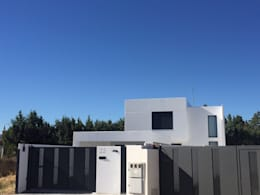 moderne Huizen door MODULAR HOME