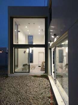 Casas de estilo moderno por MODULAR HOME