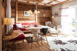Столовые комнаты в . Автор – BAUR WohnFaszination GmbH