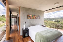 Casa Solar da Serra - 3.4 Arquitetura: Quartos  por Joana França