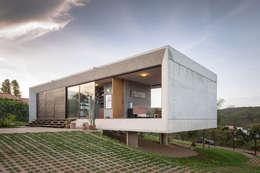 Casa Solar da Serra - 3.4 Arquitetura: Casas modernas por Joana França