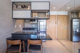 modern Kitchen by Joana França