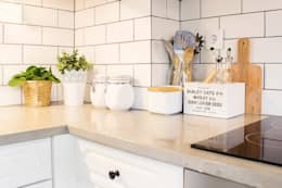 scandinavian Kitchen by homify