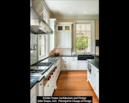New Kitchen: classic Kitchen by John Toates Architecture and Design