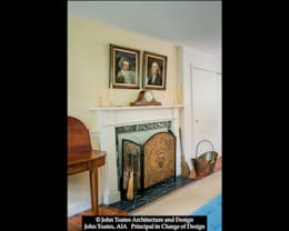 Bedroom Fireplace: classic Bedroom by John Toates Architecture and Design