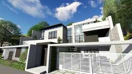 Casas de estilo clásico por Arquitectura Creativa